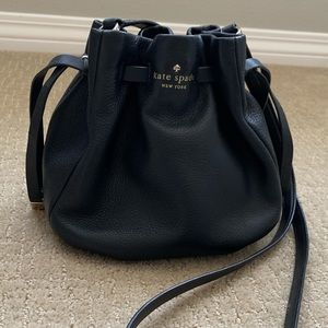 Kate Spade Soft Leather Bucket Bag